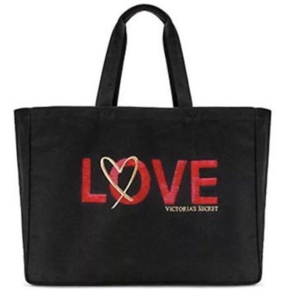 Victoria S Secret Bags Victorias Secret Valentines Day Tote Bag